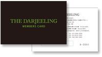 会員カードの画像